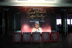 Arissto Musical Coffee party