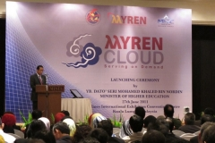 MYREN – Cloud Launching