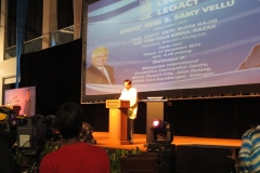 Samy Vellu Book Launching