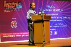 Karnival Pengajian Tinggi Negara 2011 'Jom Masuk U'